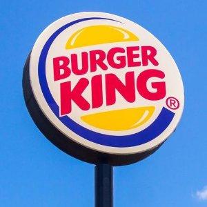 芝士薯条€1.79 双汉堡套餐仅€2.99Burger King 汉堡王优惠券来啦 7月30日截止 开启肥宅人生