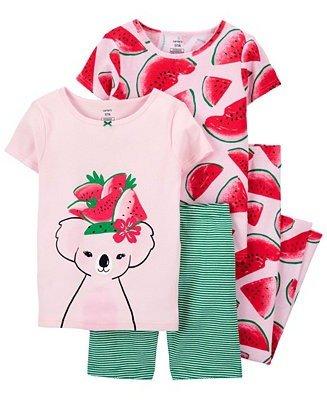 女小童家居服套装