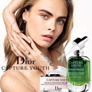 情人节限定烈焰蓝金口红颜值超高!Dior官网迎新年 全新未来心肌系列上市