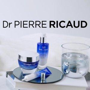 拯救少女心阿姨脸 法国抗老王牌Dr. Pierre Ricaud 抗初老修复 抗敏消炎 一个月你的皮肤会发光?