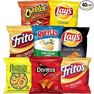 $11.78Frito-Lay Party Mix Variety Pack, 40 Count