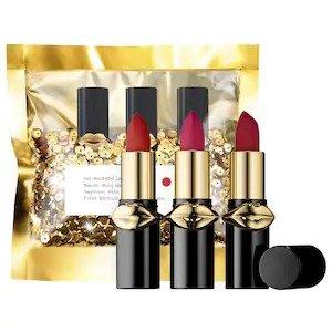 LUST: Mini MatteTrance™ Lipstick Trio - PAT McGRATH LABS | Sephora