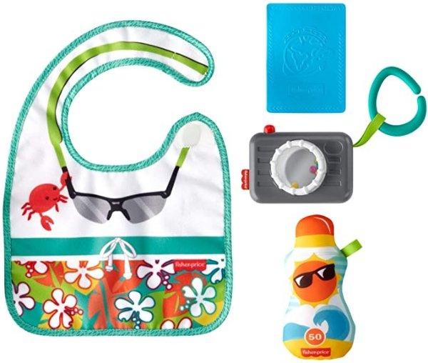 旅行玩具4件套