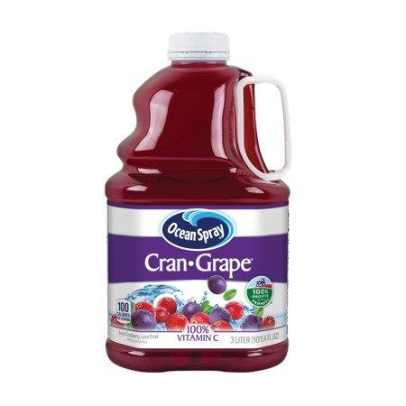 100%蔓越莓葡萄果汁