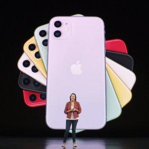 前置4K 慢摄 后置超广角 $979起新 iPhone 11 发布 全新A13 Bionic处理器 续航更佳
