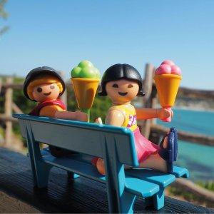 满$50享7.5折Playmobil 德国儿童创造性拼装玩具 周末闪购