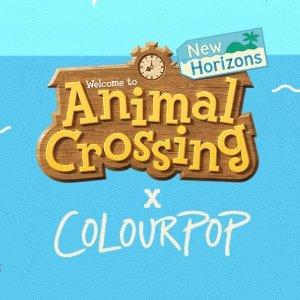 开抢!飞速断货中Colourpop 上新 动物森友会联名 收西施惠眼影盘
