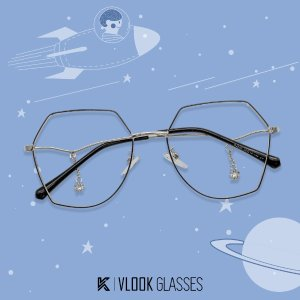 Extra 20% Off + Free Blue light Blocking Lens+ From $7.99VlookOptical Frame Sale