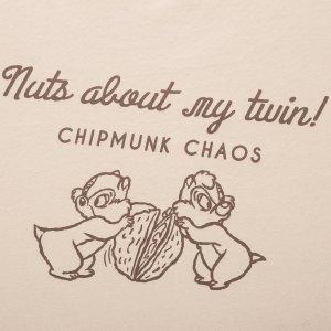 Uniqlo迪士尼奇奇和蒂蒂联名T恤