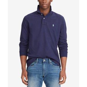 Polo Ralph Lauren男士长袖Polo衫