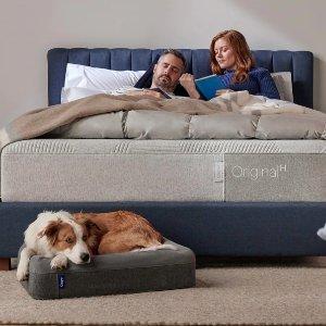 2 Free Pillows with MattressCasper Mattresses Sale