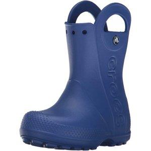 $13.91Crocs 儿童可拎式雨靴 蓝色 适合4-8岁