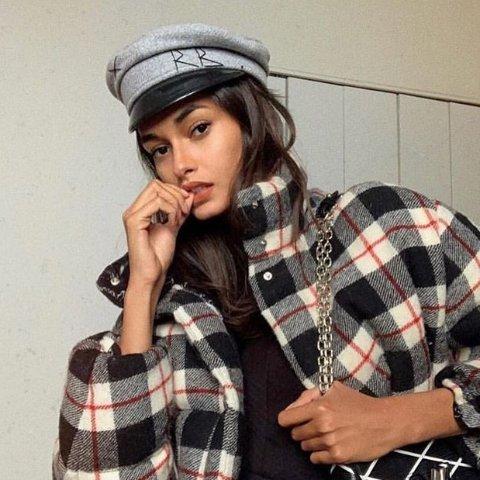 7折 £136收昆凌封面同款报童帽上新:Ruslan Baginskiy 冬季凹造型必备小众帽 显脸小神器