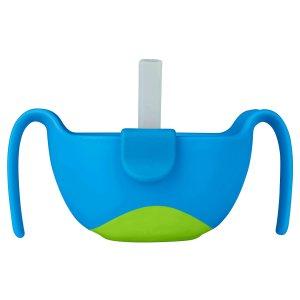 Bboxb.box Bowl & Straw 婴幼儿碗- Ocean Breeze