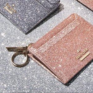 全场7折 $33.6收马卡龙卡包最后一天:Kate Spade 精选少女心卡包钱包热卖