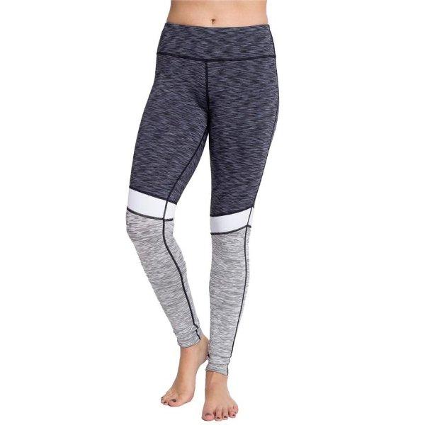 Gray Dynamic 运动紧身裤