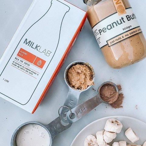 5折起 网红豆奶8pk仅$32MilkLab 澳洲超好喝的vegan奶 咖啡店、Brunch店常用品牌