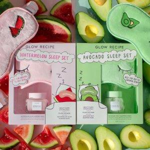 New Arrival! $45Glow Recipe Sleeping Mask Sets @ Sephora