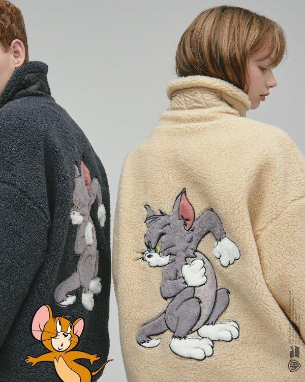 刺绣款泰迪熊外套