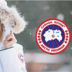 8折起!Pacifica羽绒服£403Canada Goose 加拿大鹅全场大促 超多款式等你来 反季囤最划算