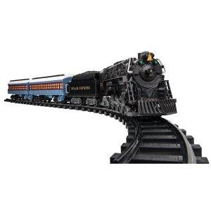 低至4.5折黑五开抢:精选Lionel遥控火车玩具套装一日特卖