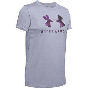 Under Armour女款Logo短袖
