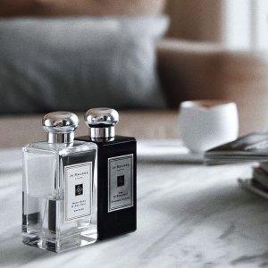 最高立减$150+送31件好礼独家提前享:Jo Malone London 全场香氛产品热卖 收英国梨