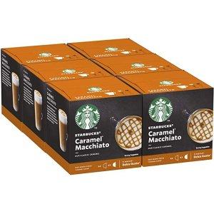 Starbucks焦糖玛奇朵