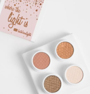 Get 1 FREE Brushwith a Super Shock eyeshadow Foursome set purchase @ Colourpop