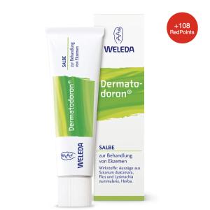 25g折后€12.46Weleda 湿疹膏 专注治疗急慢性湿疹 保护皮肤表层水分