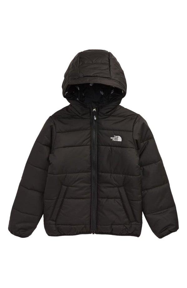男童双面夹克