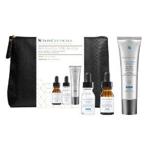 SkinCeuticals价值$232.5抗老3件套(含B5、CRF精华)