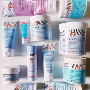 Choose Free Repair CreamFirst Aid Beauty Gift with Purchase Offer