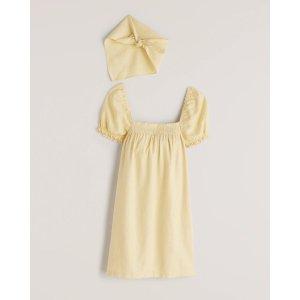 Abercrombie & FitchWomen's Squareneck Trapeze Mini Dress | Women's Clearance | Abercrombie.com
