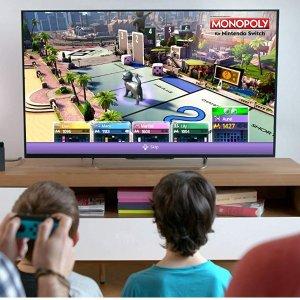 Monopoly 大富翁游戏 Switch版本 特价