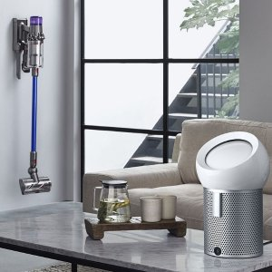 多款智能家居开售Dyson 新款空气净化冷风扇、V11吸尘器、智能台灯发布