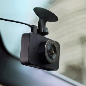 $48.99 包邮小米 米家行车记录仪1S 索尼传感器 IPS大屏 语音控制