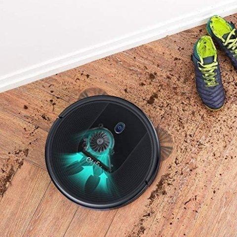 6.5折起+最高立减€100Amazon 扫地机器人大促 懒人福音 让家务不再是难题