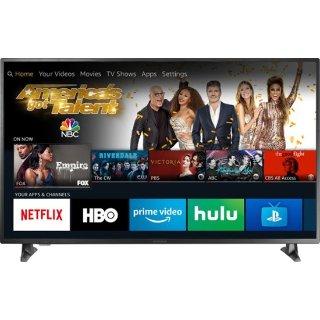 """$249.99 (原价$429.99)提前开抢:Insignia NS-50DF710NA19 50"""" 4K HDR Fire TV 智能电视"""