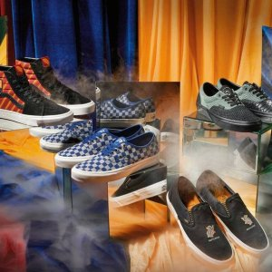VANS X Harry PotterNew Release: Collection @Zappos.com