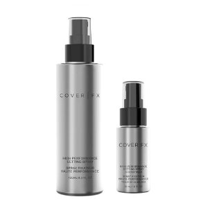 Cover FXHigh Performance Setting Spray Duo