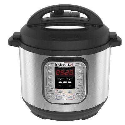 €99.99 全能压力锅带回家Instant Pot 6升大容量 7合1多功能电压力锅 热卖