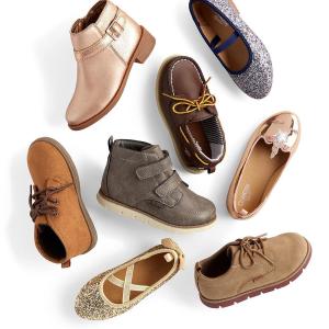 OshKosh BGosh  新款童鞋新低价 有0-14岁儿童码