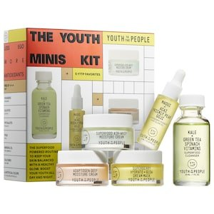 The Youth Minis Kit - Youth To The People | Sephora