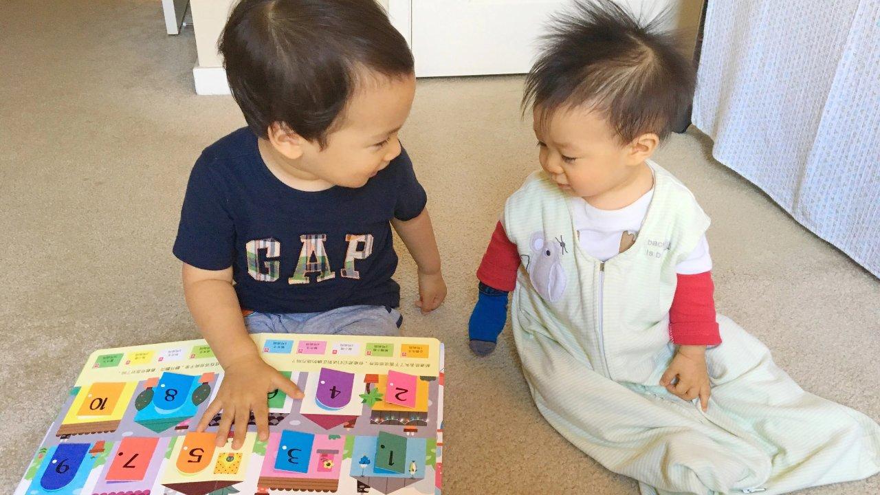 0~3岁书单分享 |(如何帮你的小小孩爱上阅读)