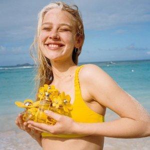低至65折 封面粉色香£45MarcJacobs、Estee Lauder、Lancome母亲节香水合集