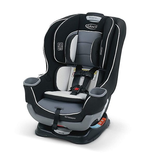 ® Extend2Fit® 安全座椅