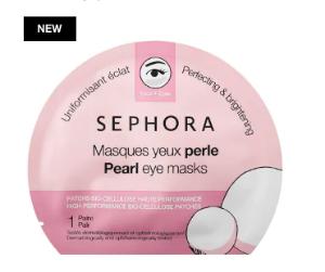 Eye Mask - Pearl - Brightening - SEPHORA COLLECTION | Sephora