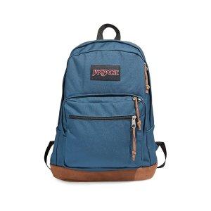 JanSport金高银同款不同色Right Pack 双肩包