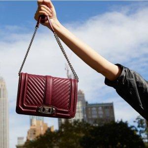 低至6.5折 折扣区也参加即将截止:Rebecca Minkoff 全场美包、美鞋、美衣优惠